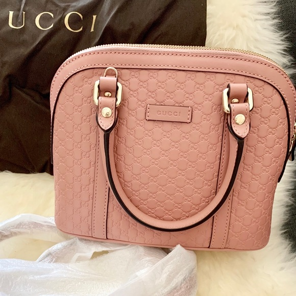 Gucci Handbags - Gucci Mini Dome Satchel